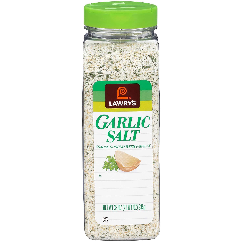 Lawry's Garlic Salt - 33oz