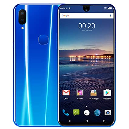 CHIAE Smartphones X23 Android Eight Core Dual SIM Cards -6 2 ''Water