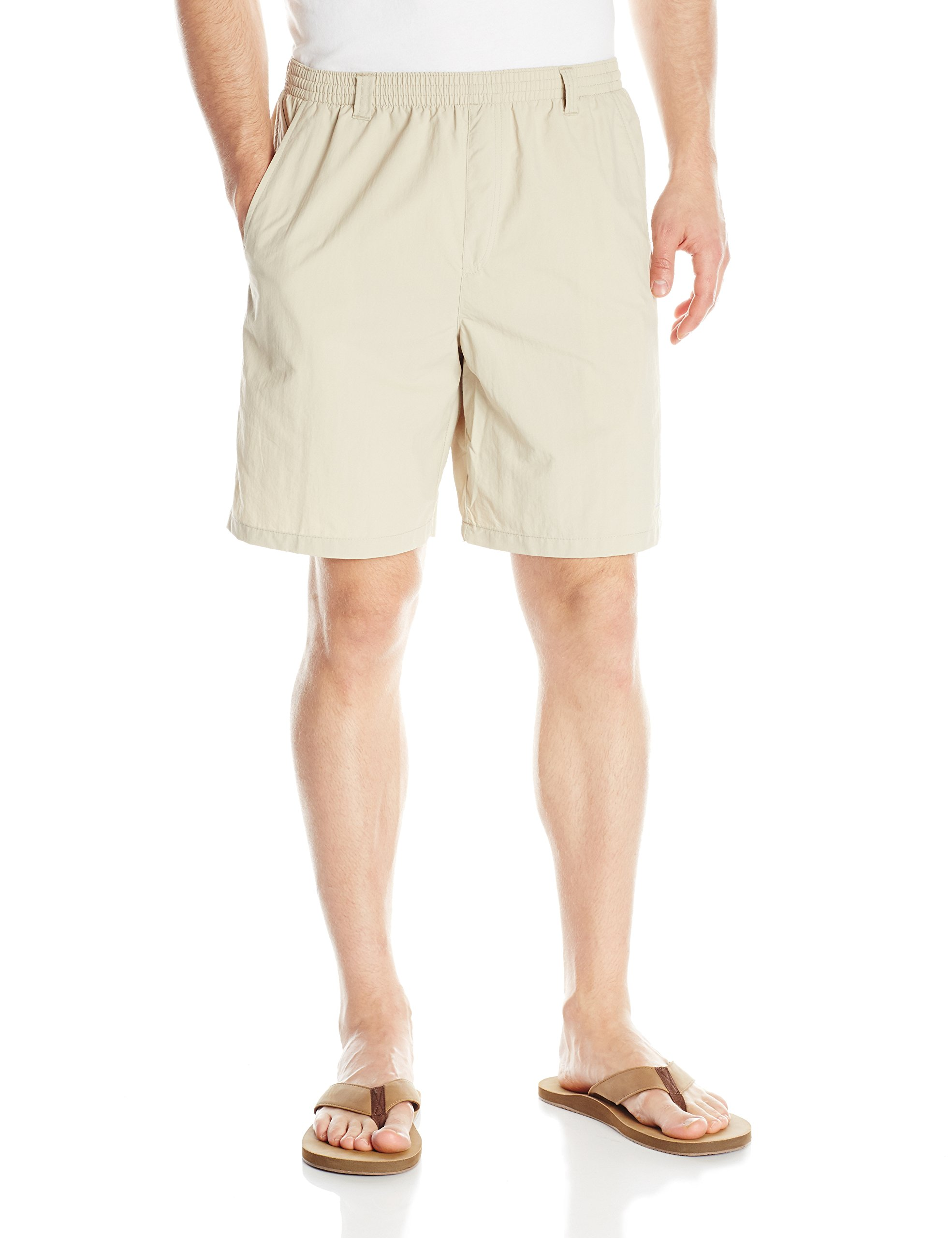 d473baa200 Columbia Men's Backcast III Water Shorts, Fossil, Large/8-Inch ...