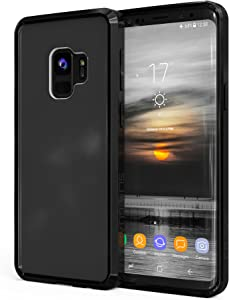 S9 Case, Crave Slim Guard Protection Series Case for Samsung Galaxy S9 - Black