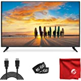 VIZIO V-Series 40-Inch 2160p 4K UHD LED Smart TV (V405-H19) with Built-in HDMI, USB, Dolby Vision HDR, Voice Control Bundle w