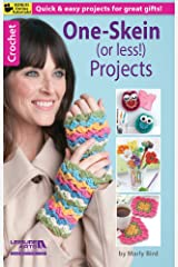 One Skein (or Less!) Projects Kindle Edition