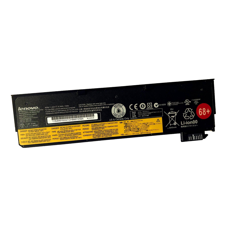 Lenovo 72WH 68+ Notebook Battery 0C52862 45N1136 45N1738 for Lenovo  ThinkPad X240 X240S X250 X260 X270 T440 T440S T450 T450S T460 T460P T470P  T550