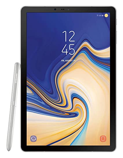 Admirable Samsung Galaxy Tab S4 Sm T835Nzaains Tablet 10 5 Inch 64Gb Wi Fi 4G Lte Voice Calling Grey Download Free Architecture Designs Pushbritishbridgeorg