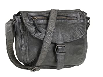 Bear Design Handtasche Damen Tasche Leder Schultertasche Cow