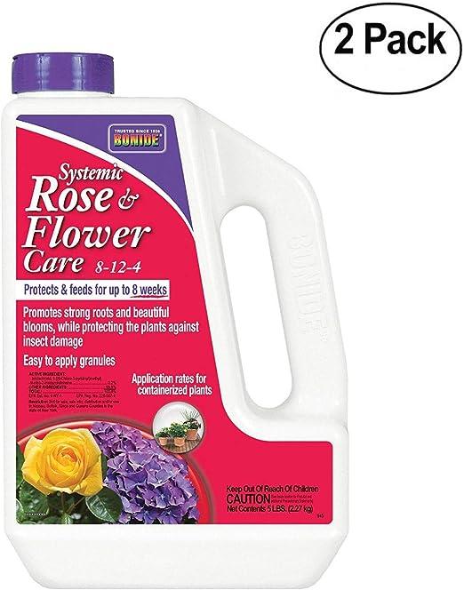 Bonide 945 - Insecticida de Rosas, 2 Unidades: Amazon.es: Jardín