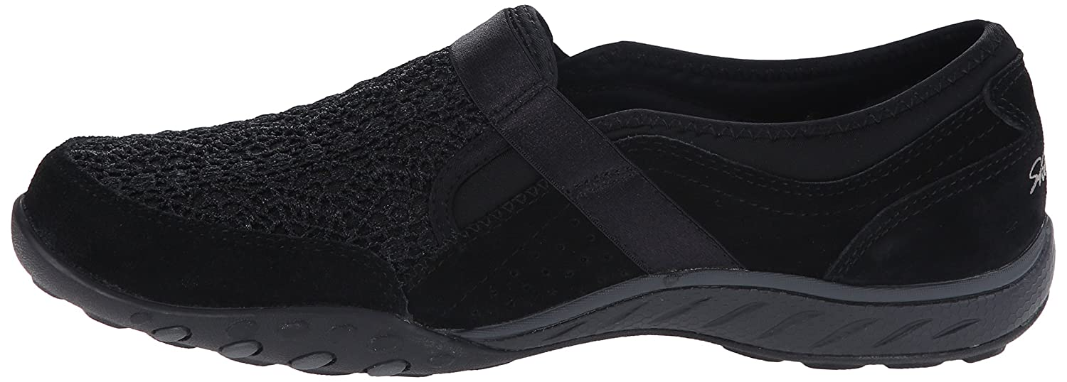 Skechers Sport B00T7EGZFO Women's Beathe Easy Our Song Fashion Sneaker B00T7EGZFO Sport 8.5 B(M) US|Black 1dde13