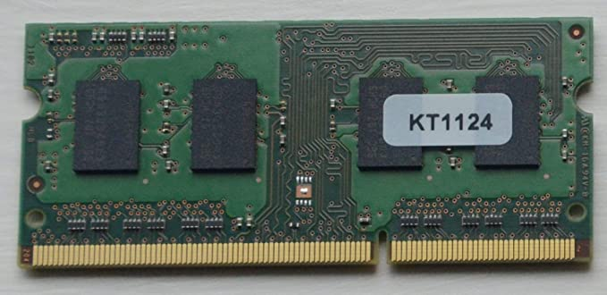 Samsung - Set de doble canal de 2GB (SO-DIMM DDR3-1333, 1333Mhz, PC3-10600S, CL9, 256Mx8): Amazon.es: Electrónica
