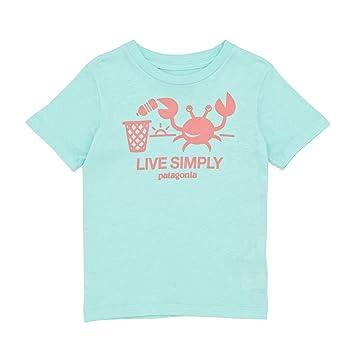 ed31b0da71780 Patagonia Live Simply Organic Cotton T-shirt Baby  Amazon.co.uk  Sports    Outdoors