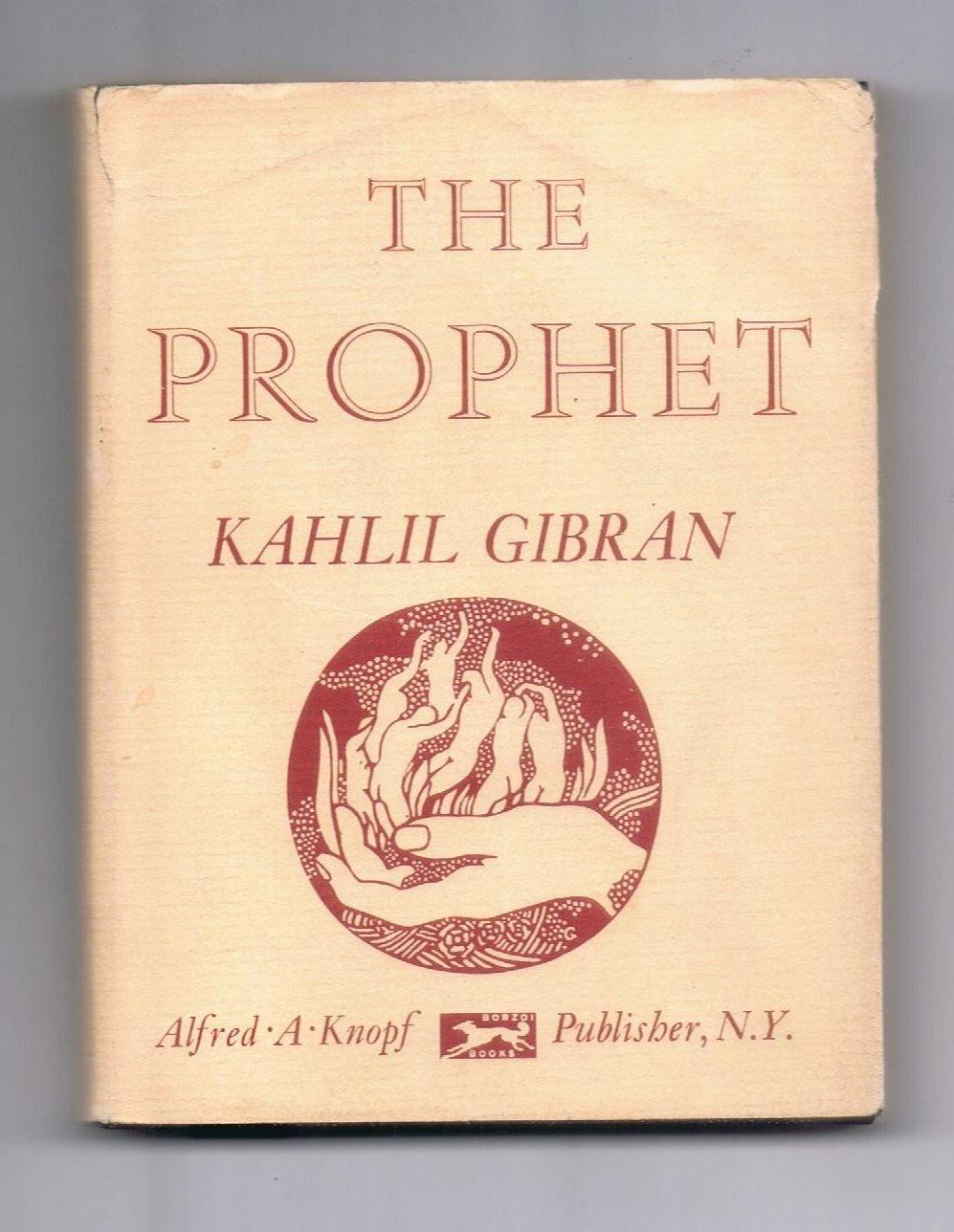 Prophet, POCKET EDITION, 38th Printing, hc, 1970 pdf epub