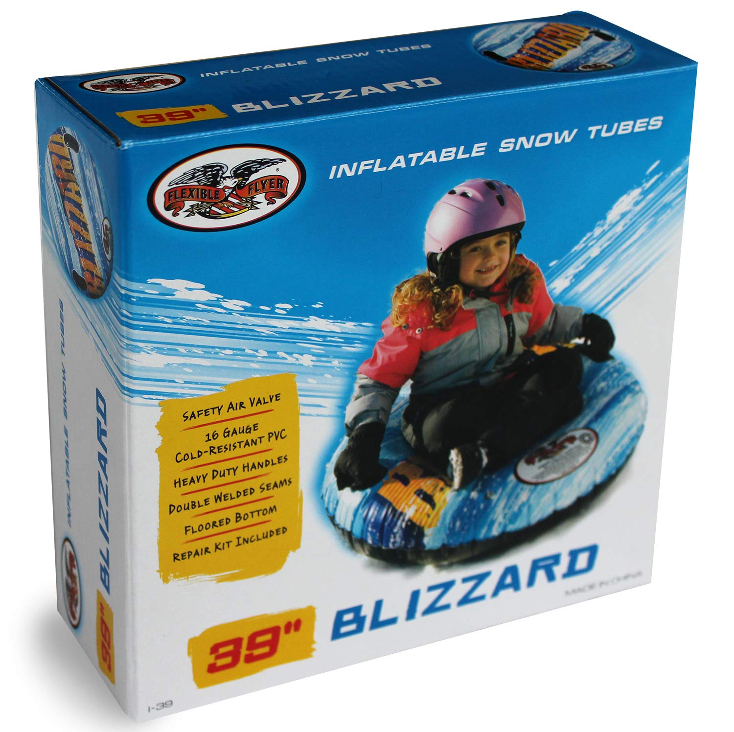 Paricon Flexible Flyer 39-Inch Inflatable Snow Tube