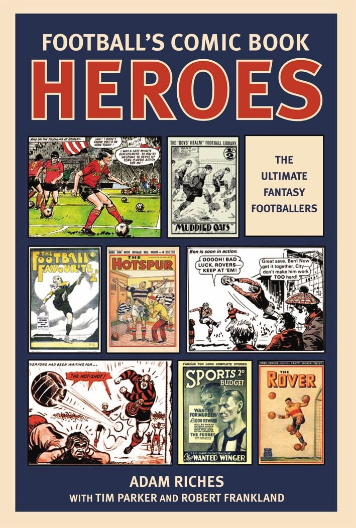 Download Football's Comic Book Heroes pdf epub