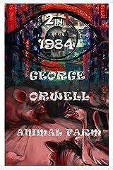 1984 & Animal Farm (English Edition) eBook Kindle