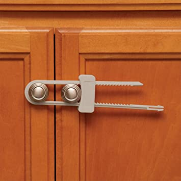 90ba7475d69d Image Unavailable. Image not available for. Color  Safety 1st Cabinet Slide  Locks 1ea