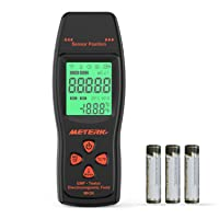 Deals on Meterk EMF Meter Electromagnetic Field Radiation Detector