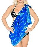 LA LEELA Women's Swimwear Wraps Sarong Cover Up