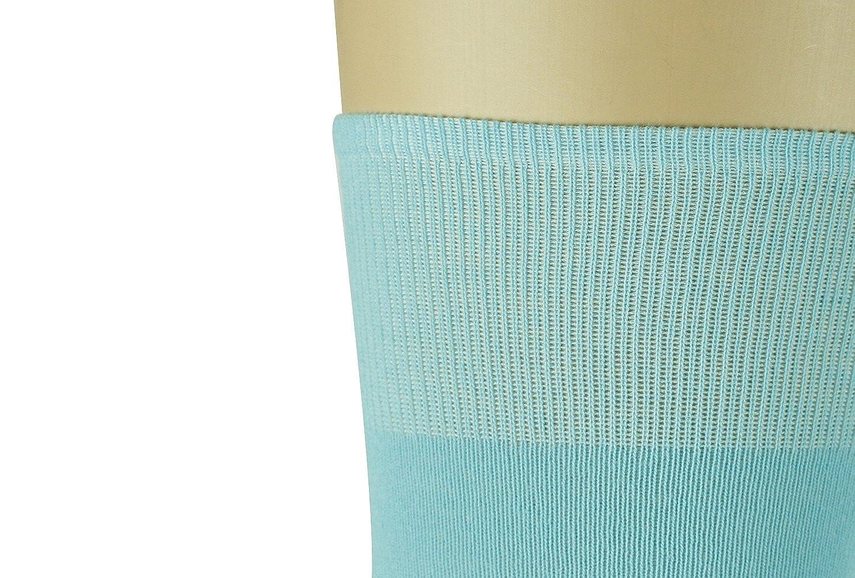 MySocks Sopra il ginocchio Calze lunghe realizzate con il miglior cotone