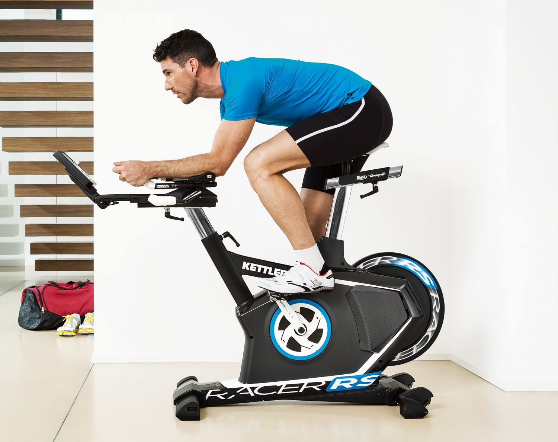 Bicicleta Ciclo Indoor Kettler Racer Rs: Amazon.es: Deportes y ...