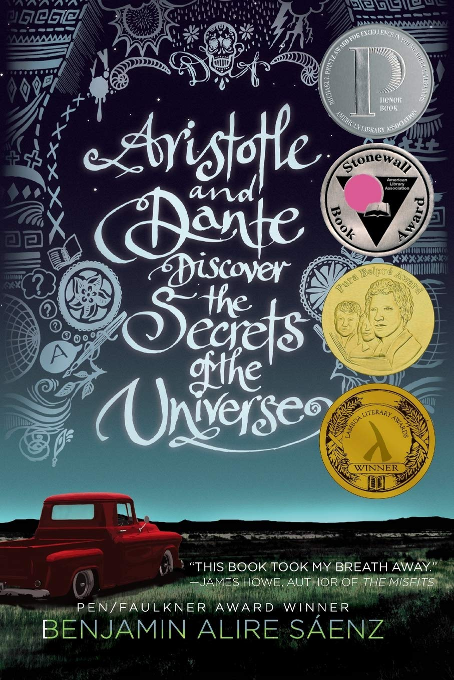 Amazon.com: Aristotle and Dante Discover the Secrets of the Universe  (8601404293382): Sáenz, Benjamin Alire: Books
