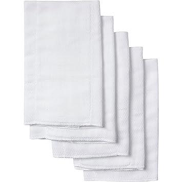 Amazon Com Gerber 5 Count Organic Birdseye Prefold Cloth Diaper