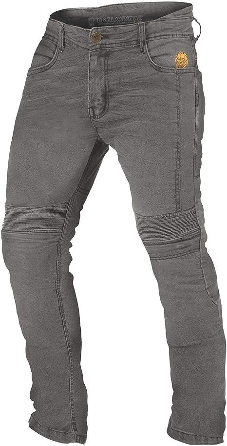 Trilobite Herren 1665 Micas Urban Jeans Motorradjeans Motorradjeans Schutzware Kevlarjeans Denim Motorradjeans Bikerjeans Bekleidung