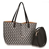 LeahWard Women's 2 IN 1 Shoulder Bag With Clutch Bag Designer Shopper Bags Handbag For School Holiday 861