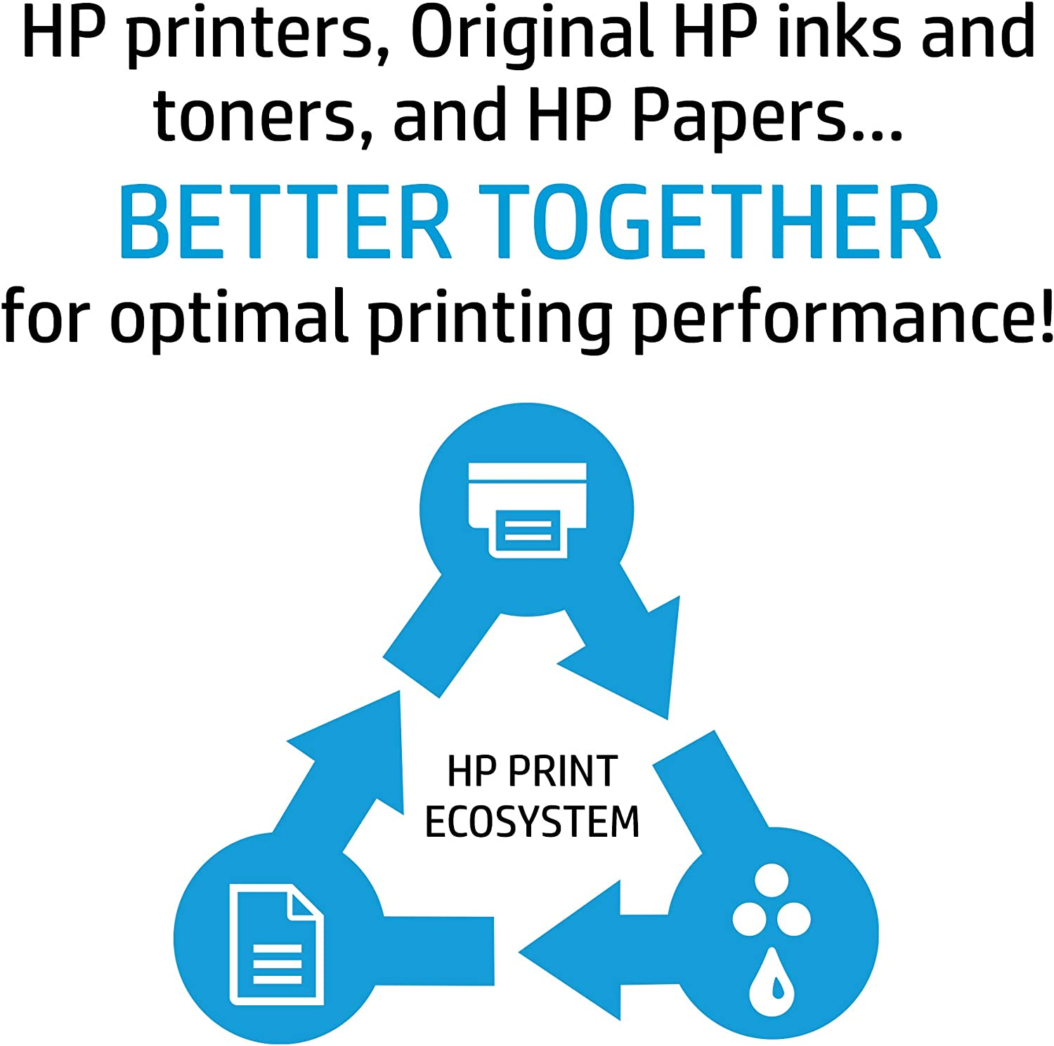 HP Brochure Paper | Matte | 8.5x11 | 150 Sheets : Office Products