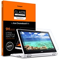 Spigen Tempered Glass Screen Protector Designed for Acer Chromebook R 11 Convertible (11.6 inch) [1PACK]