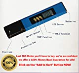 TDS - Best Water Quality Test Meter. Large