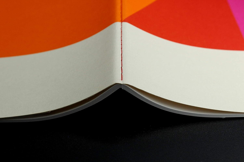 Ogami Formato Small 130 x 210 mm Pagina Bianca Quaderno Stile Vintage di Carta REPAP con Copertina Flessibile Notebook Quotes Child