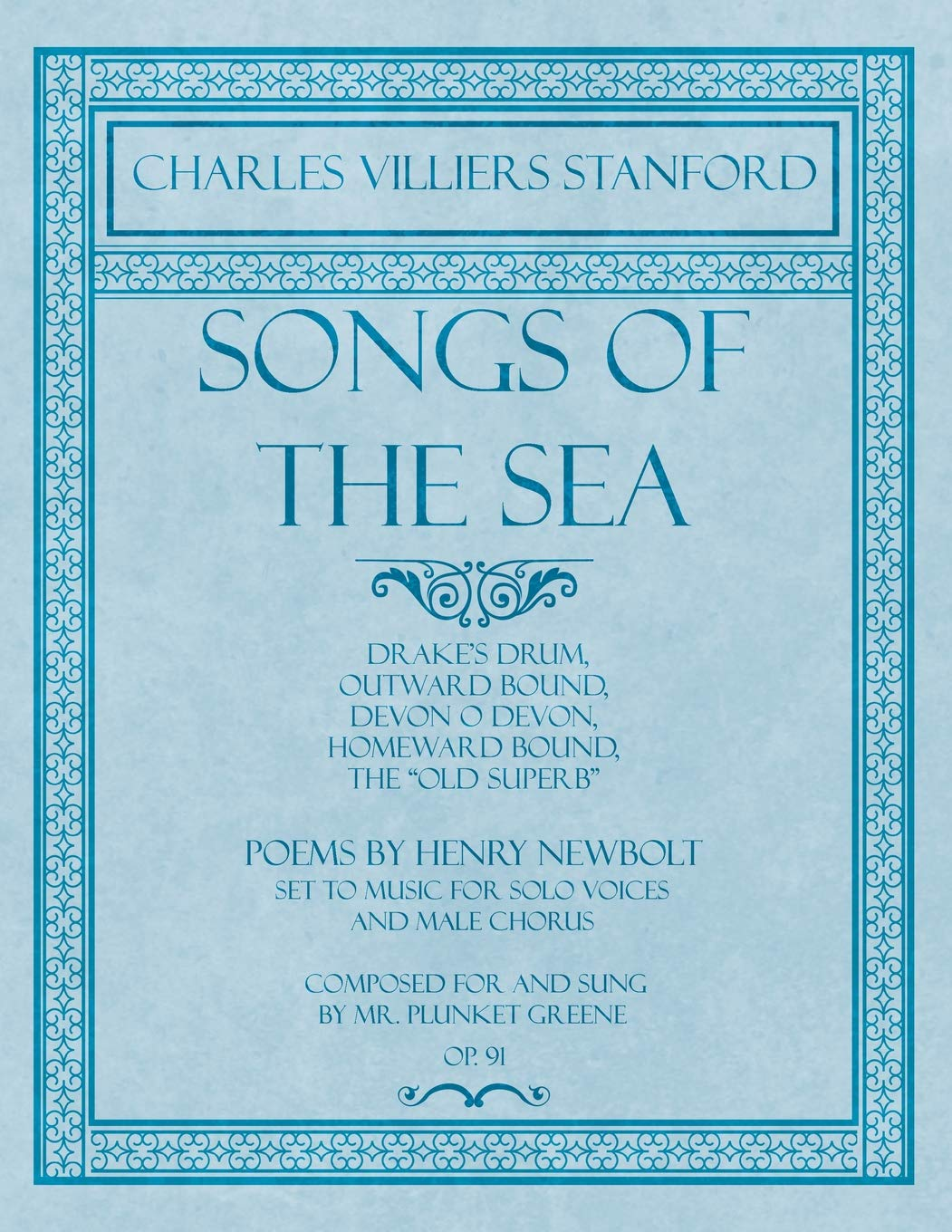 Composer: Charles Villiers Stanford, Sir (1852 - 1924)