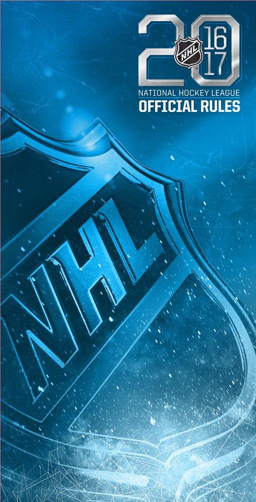 2016–2017 Official Rules of the NHL pdf epub
