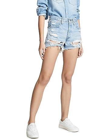 5130c93211 Levi's Women's 501 High Rise Shorts