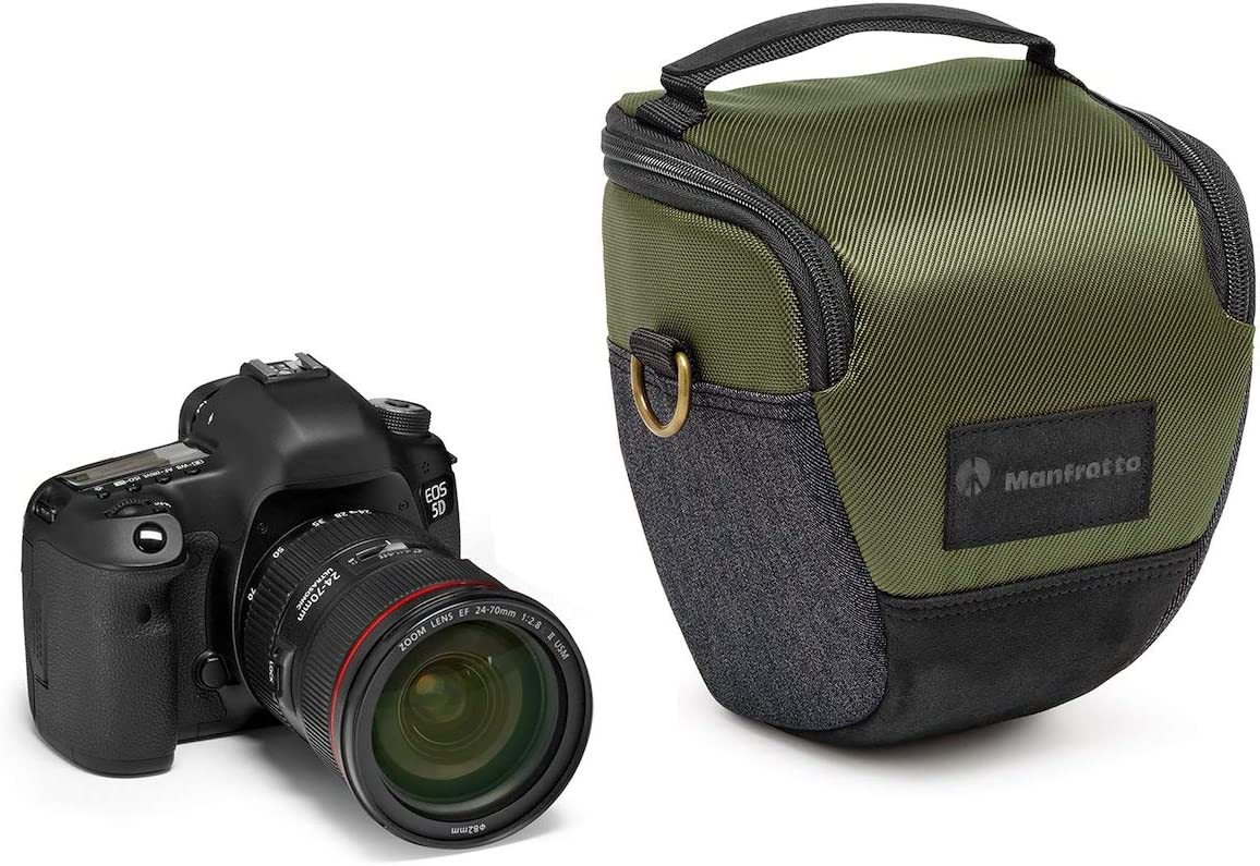Manfrotto Holster Street - Bolsa para cámara: Amazon.es: Electrónica