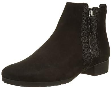 Gabor Shoes Comfort Sport, Bottes Femme, Noir (Schwarz Micro), 37.5 EU