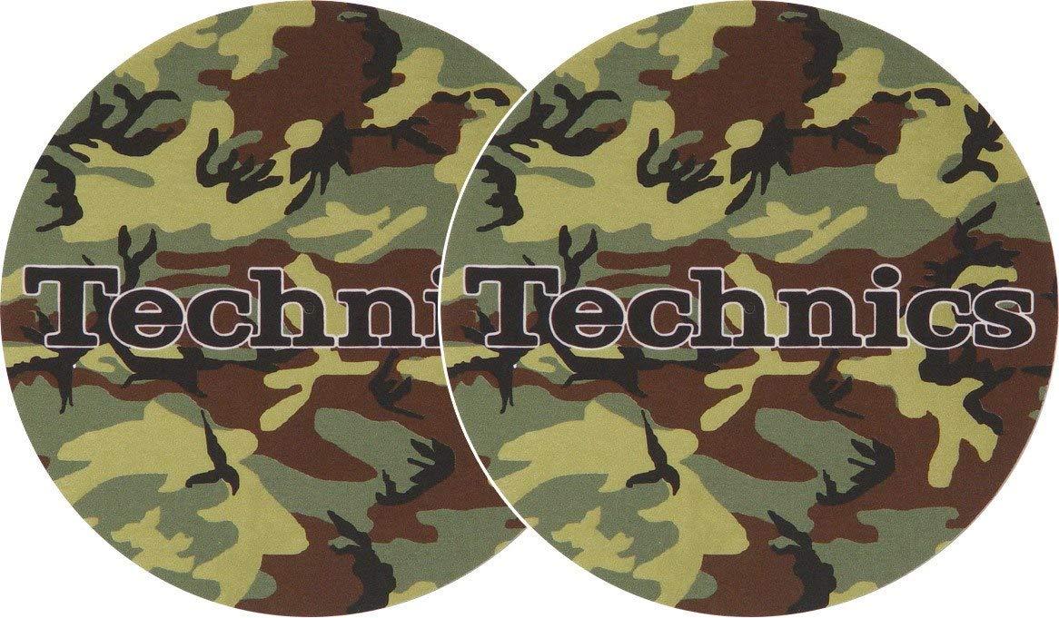 Slipmat Technics Army (2 unidades): Amazon.es: Electrónica
