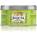Kusmi Tea - Thé vert gingembre-citron - Boîte métal 125g