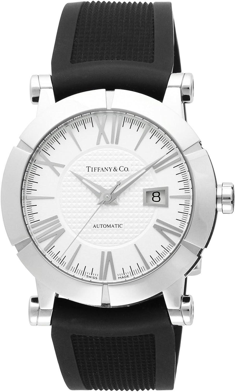 Tiffany & Co. Watch Atlas Gent Silver Dial Automatic Winding Z1000.70.12a21a91a Men