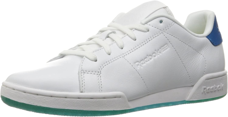 Inaccesible Tomar medicina pómulo  Amazon.com | Reebok Women's NPC II NE Face Fashion Sneaker | Fashion  Sneakers