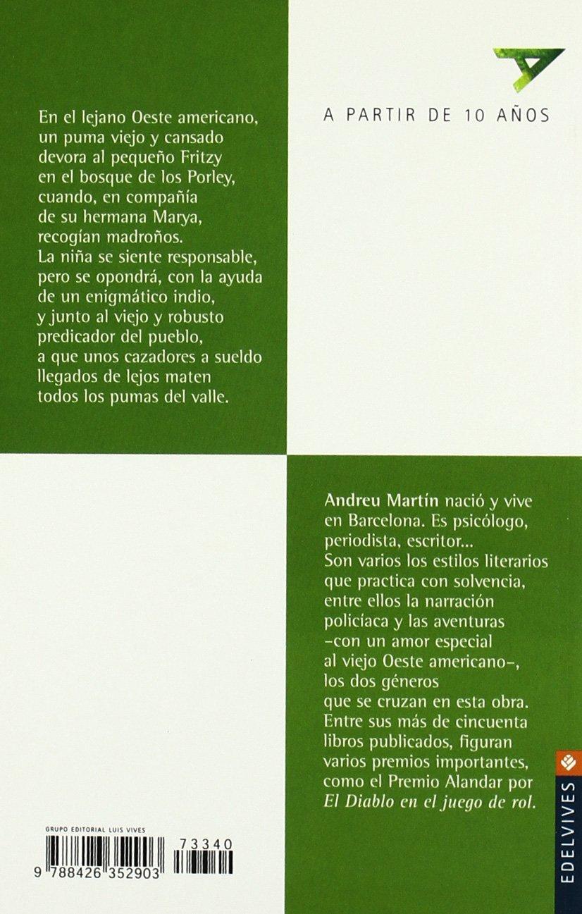 a0f8c0479f36d Los cazadores de pumas/ The Puma Hunters (Ala delta: serie verde ...