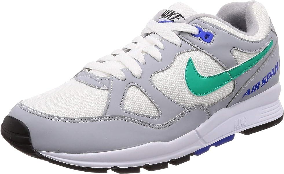 check out f2e6d d6200 Amazon.com   NIKE Men s Air Span II Grey AH8047-012 (Size  10.5)   Fashion  Sneakers