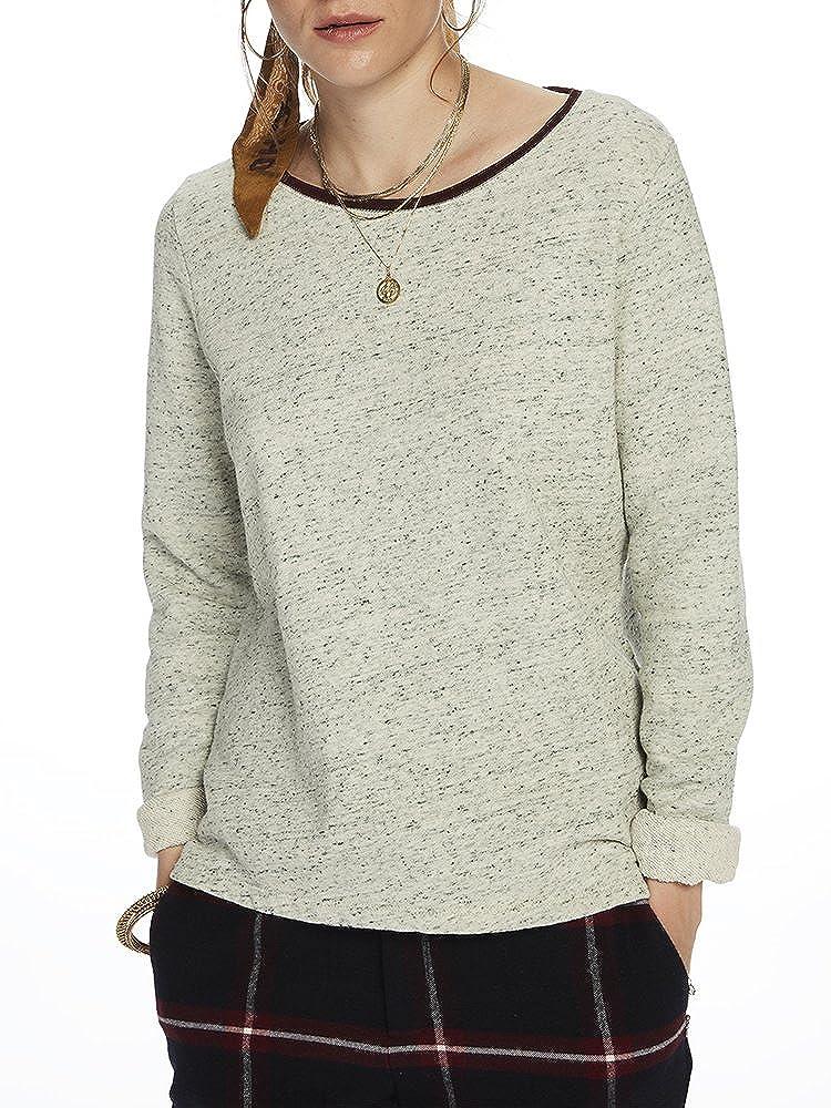 TALLA XS. Scotch & Soda Basic Baumwollesweater Sudadera para Mujer