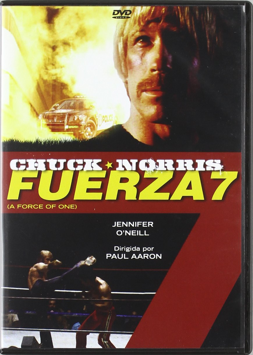 A_Force_of_One [DVD]: Amazon.es: Chuck Norris, Ron ONeal ...