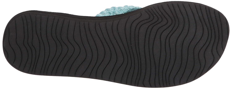 Reef Womens Cushion Threads Flip-Flop