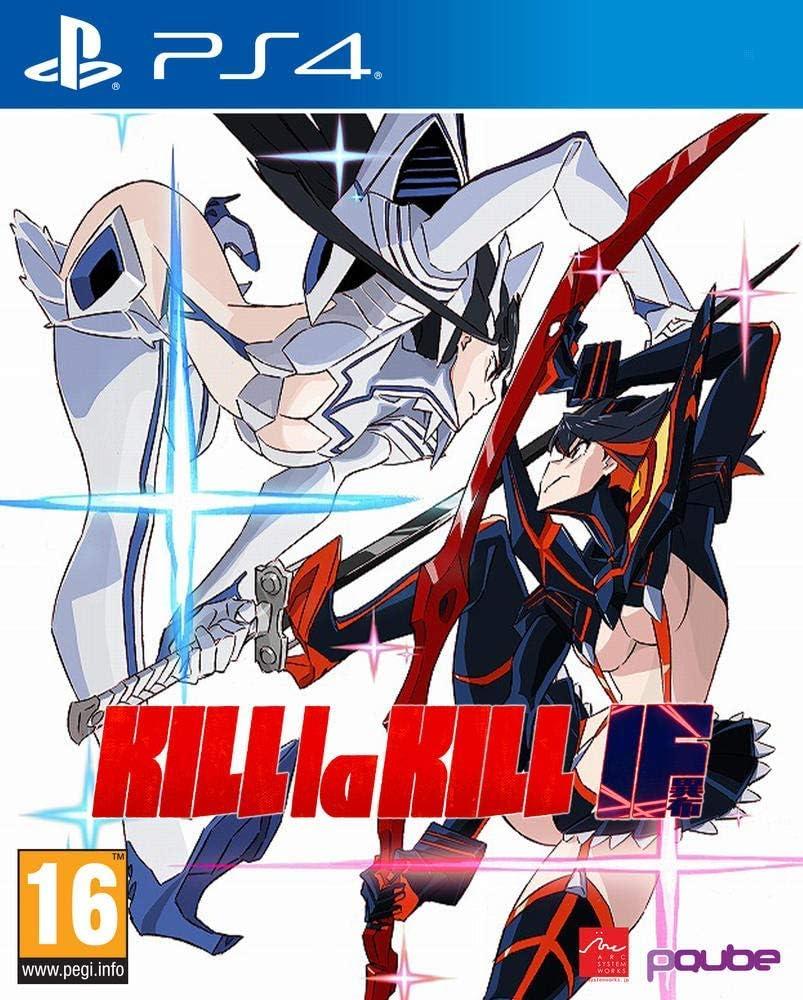 Amazon.com: Kill LA Kill: If (PS4): Video Games