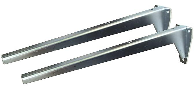 Regalträger Winkelkonsole Stahl Schwerlastträger SPARTA Konsole Regalwinkel