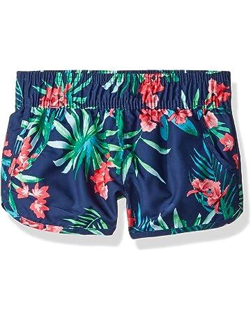 b772488f68 Kanu Surf Girls' Sandy UPF 50+ Quick Dry Beach Elastic Waist Boardshort
