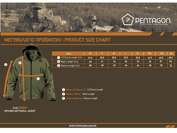 Pentagon Softshell Jacket -Artaxes- 69dc7f3627b