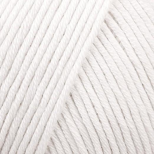 DMC Hilo Natura 100% algodón, Color Ibiza N01: Amazon.es: Hogar