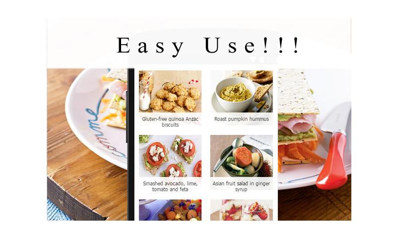 recetas de bocadillos saludables: Amazon.es: Appstore para ...